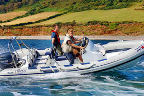 Anglesey Boat Trips - Two Hour Summer Powerboat Tour - Save 44%