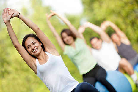 Dress Size Down - 8 weeks unlimited bootcamp classes - Save 95%