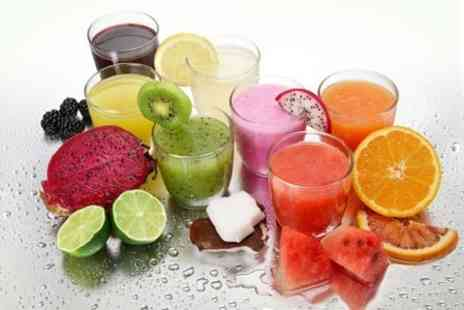 Soulmatefood - There Juice Cleanse Programme - Save 60%