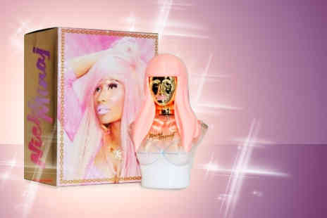 Zuvo -  50ml Nicki Minaj eau de parfum - Save 37%