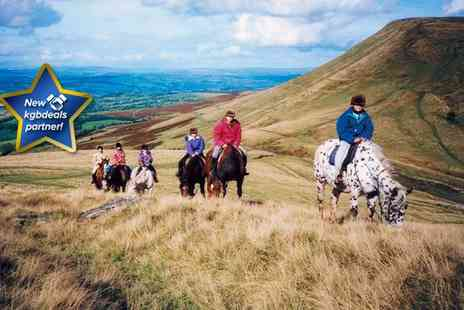 Grange Trekking - One hour horse riding lesson followed by a one hour trek for one person - Save 59%