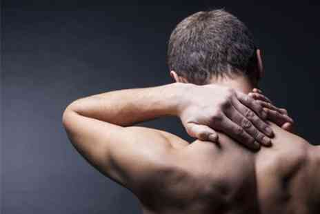 Herts Beds Chiropractic Clinic - Consultation and Three Treatments - Save 59%