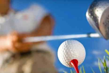 Surbiton Golf Plaza - Golf Simulator Lesson - Save 64%