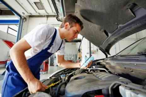 Driving Force - Vehicle Servicing Including Two Oil Changes - Save 89%