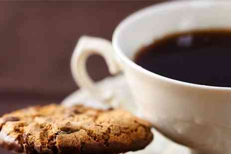 La Maschera - Coffee and Giant Cookie For One - Save 53%
