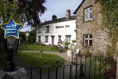 The Barbon Inn - Two night stay for two in Cumbria - Save 52%