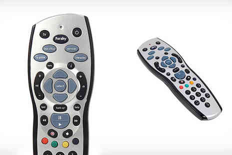UKCJS - Sky plus remote control for an incredibly low price - Save 75%