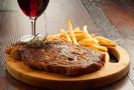 El Toro Restaurant - Two course Argentinian steak meal for two - Save 74%