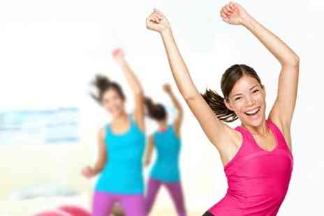Swansea Zumba - Five Zumba Classes Sessions - Save 60%