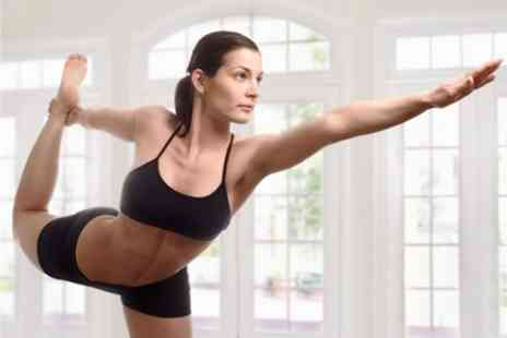 The Pilates Rooms - Five Classes with Pilates, Matwork or Yoga - Save 70%