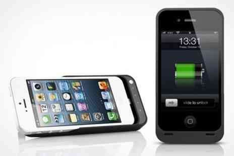 Uerotek - Battery Pack Case for iPhone 4 - Save 63%