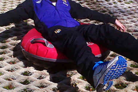 Runcorn Snowsports Centre - Tubing Party for 10 Adults or 10 Children - Save 52%