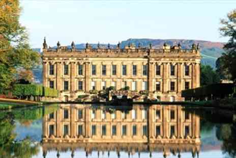 Hallmark Hotel Derby - Peak District Escape with Tea & Chatsworth House Tkts - Save 43%