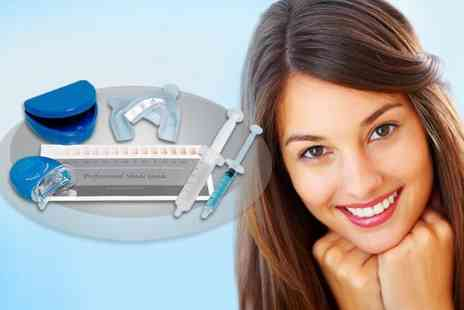 I Want White Teeth - Peroxide free home teeth whitening kit - Save 84%