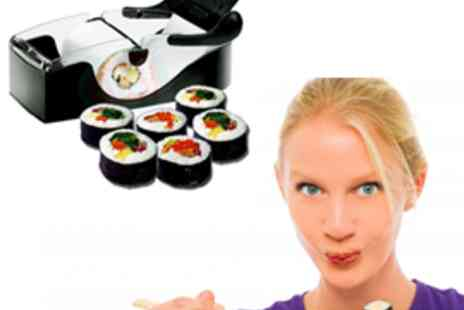 Simply Live - Make Sushi Like A Pro At Home - Save 55%