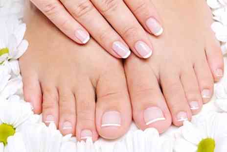 Mid Sussex Therapies - Gel Manicure or Pedicure - Save 63%