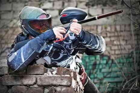 The Paintball Venue - Paintball For Two - Save 83%