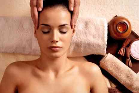 Linda Beauty - Facial Plus Indian Head Massage and Back Massage - Save 72%