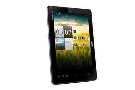 Acer - Iconia A200 32GB Android 10.1inch Refurbished Tablet - Save 32%