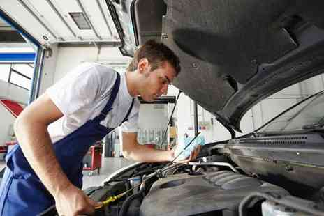 T & M Autocare -  54 point service including an oil and filter change - Save 51%
