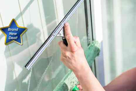 So Clear - Professional deep window clean for up to ten windows with So Clear  - Save 55%