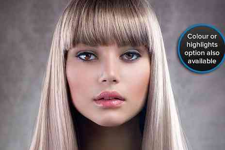 Beauty Works Scotland - Wash cut blow dry and a conditioning treatment - Save 56%