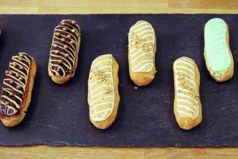 On Cookery School - Learn To Make Salted Caramel Eclairs - Save 56%