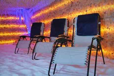 Adalex Clinic - Salt Grotto One Sessions - Save 52%