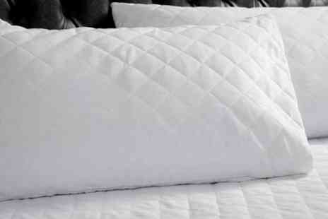 Dynergy - Quilted Mattress Protector - Save 27%