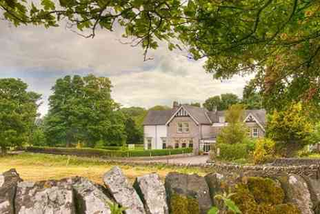 Newton House - In Peak District Two Night Stay With Breakfast For Two - Save 51%