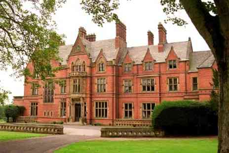 Wroxall Abbey Estate Hotel and Spa - In Warwickshire One Night 4star Stay For Two With Breakfast - Save 41%