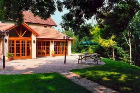 Lyncombe Lodge Hotel - In Somerset One Night Stay For Two With Breakfast - Save 35%