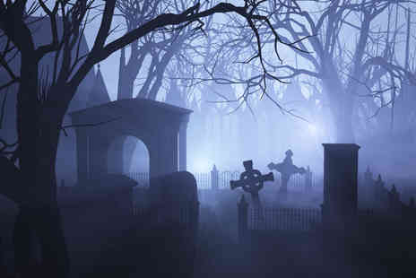 Spooktacular Nights - A ghost hunt experience for 2 including supper - Save 57%