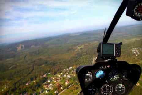Heli Adventures - Helicopter Sightseeing Flight - Save 50%