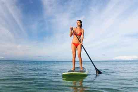 South Coast H2O - Two Hour Stand Up Paddleboarding Taster Session - Save 60%