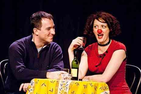 Charing Cross Theatre - Ticket to Blind Date Event - Save 53%