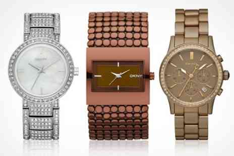 Sherwood Direct - Choice of DKNY Watches With Free Delivery - Save 32%