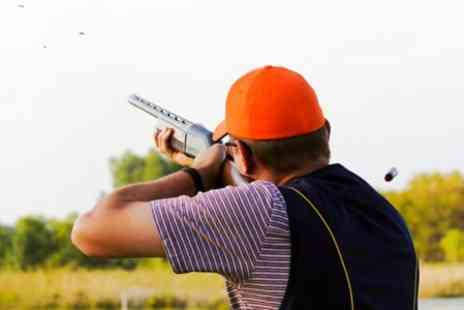 Lea Marston Events - Clay Pigeon Shooting For One - Save 28%