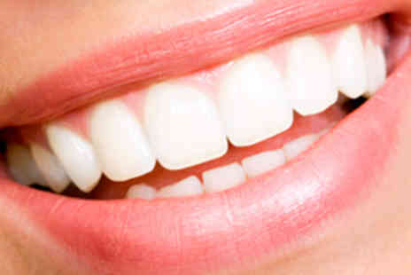 Pure White Smile - Laser Teeth Whitening Session - Save 69%