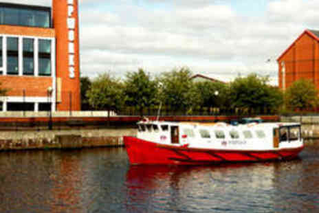 Manchester Cruises - Sightseeing Boat Cruise for One Child  - Save 50%