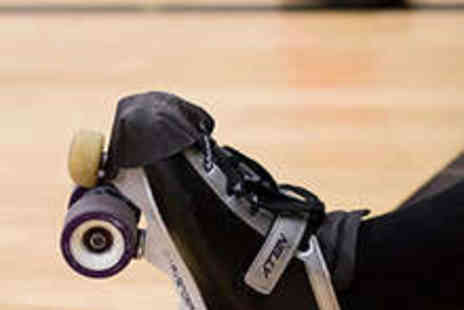 Central City Rollergirls - Six Group Roller Skating Lessons for One - Save 52%