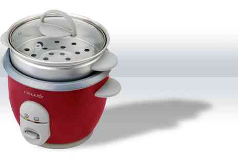 Crock Pot - Rice Cooker - Save 27%