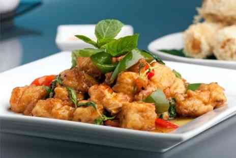 Bangkok City - Thai Meal With Drink For One - Save 95%