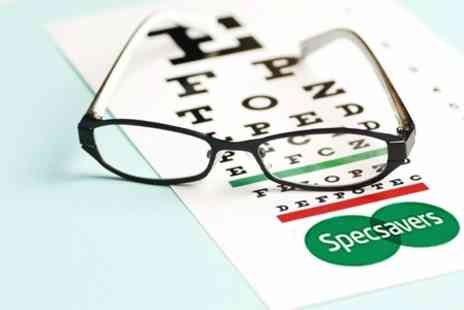 Specsavers Tamworth - Eye Test and Designer Glasses - Save 34%
