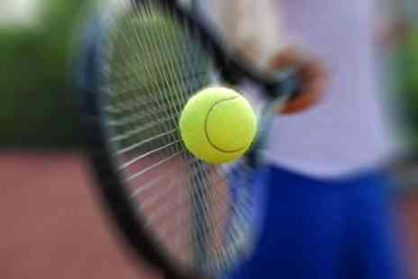 Trafford Community Leisure Trust - Tennis Membership With Use of Facilities - Save 71%