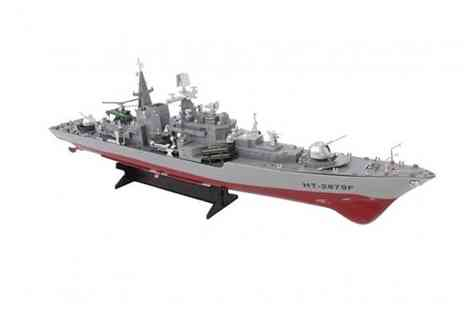 STO Racing Products - Remote Control Destroyer Battleship - Save 30%