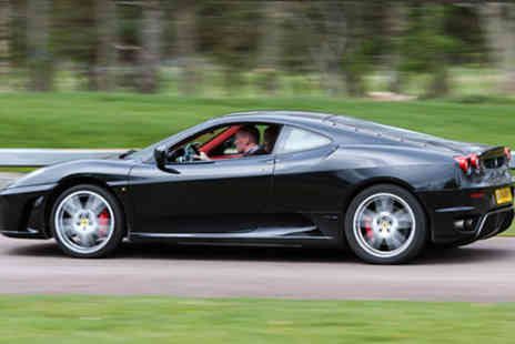 Supercar Sessions - Nine laps in a choice of supercars including Audi R8 - Save 72%