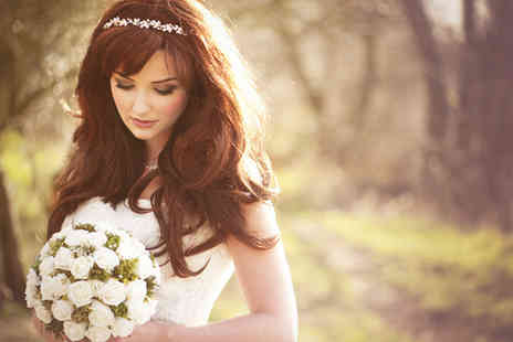 Mademoiselles Hair and Beauty - Bridal hair & makeup - Save 55%