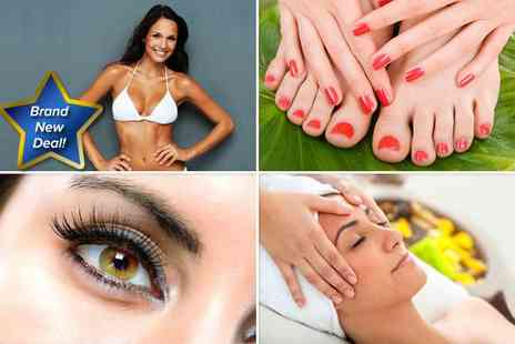 Ashleys Beauty Salon - Summer pamper package - Save 58%
