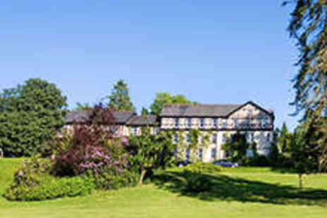 The Lake Country House - One Night Stay for Two People with Breakfast Eight Course Tasting Menu and Spa Access - Save 61%